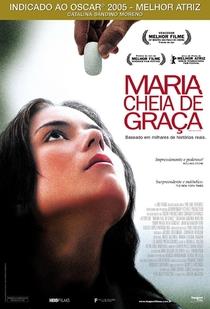 Maria Cheia de Graça - Poster / Capa / Cartaz - Oficial 5