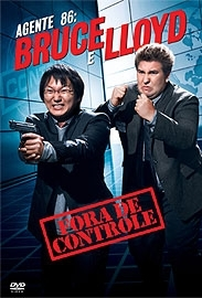 Agente 86: Bruce e Lloyd - Fora de Controle - Poster / Capa / Cartaz - Oficial 1