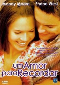 Um Amor Para Recordar - Poster / Capa / Cartaz - Oficial 8