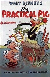 O Porquinho Prático - Poster / Capa / Cartaz - Oficial 1