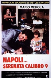 Napoli Serenata Calibro 9 - Poster / Capa / Cartaz - Oficial 1