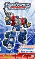 Transformers Armada - Primeiro Encontro (Transufômâ: Maikuron densetsu)