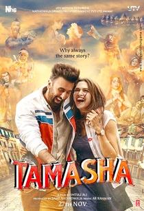 Tamasha - Poster / Capa / Cartaz - Oficial 1