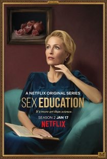 Sex Education (2ª Temporada) - Poster / Capa / Cartaz - Oficial 5