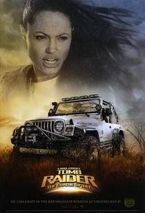 Lara Croft: Tomb Raider - A Origem da Vida - Poster / Capa / Cartaz - Oficial 3