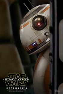 Star Wars, Episódio VII: O Despertar da Força - Poster / Capa / Cartaz - Oficial 7
