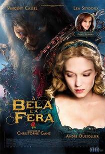 A Bela e a Fera - Poster / Capa / Cartaz - Oficial 4