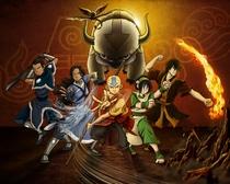 Avatar: a Lenda de Aang (3ª Temporada) - Poster / Capa / Cartaz - Oficial 2