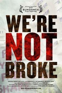 Não Estamos Falidos - Poster / Capa / Cartaz - Oficial 1