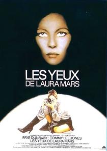 Os Olhos de Laura Mars - Poster / Capa / Cartaz - Oficial 6
