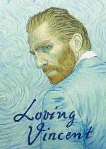 Com Amor, Van Gogh - Poster / Capa / Cartaz - Oficial 1