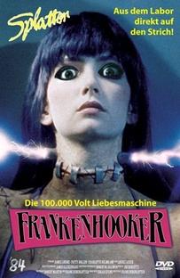 Frankenhooker - Que Pedaço de Mulher - Poster / Capa / Cartaz - Oficial 2