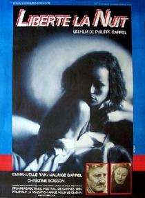 Liberté, La Nuit - Poster / Capa / Cartaz - Oficial 1