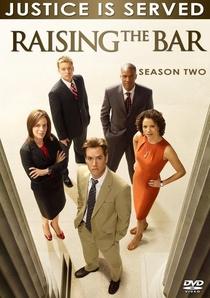 Raising the Bar (2ª Temporada) - Poster / Capa / Cartaz - Oficial 1