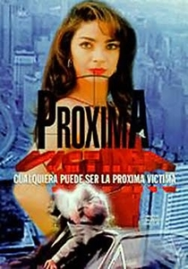 A Próxima Vítima - Poster / Capa / Cartaz - Oficial 2