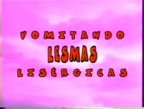 Vomitando Lesmas Lisérgicas - Poster / Capa / Cartaz - Oficial 1