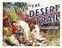 Uma Trilha no Deserto - Poster / Capa / Cartaz - Oficial 4