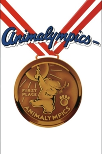 Animalympics - As Feras das Olimpíadas  - Poster / Capa / Cartaz - Oficial 2
