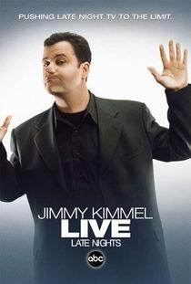 Jimmy Kimmel Live!  - Poster / Capa / Cartaz - Oficial 1