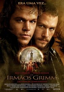 Os Irmãos Grimm - Poster / Capa / Cartaz - Oficial 6