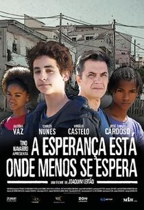 A Esperança Está Onde Menos se Espera - Poster / Capa / Cartaz - Oficial 1