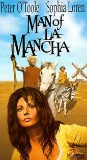 O Homem de La Mancha - Poster / Capa / Cartaz - Oficial 4
