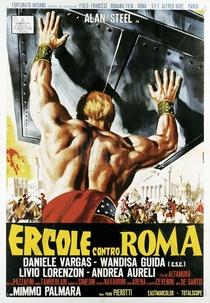 Hércules Contra Roma - Poster / Capa / Cartaz - Oficial 1