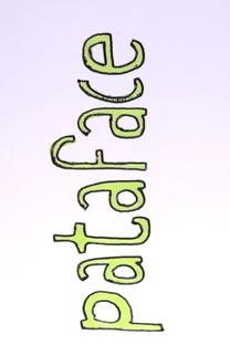 pataface - Poster / Capa / Cartaz - Oficial 1