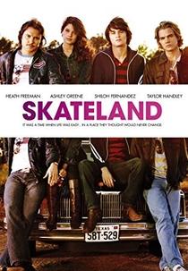 Skateland - Juventude Perdida - Poster / Capa / Cartaz - Oficial 3