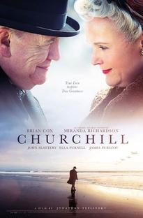 Churchill - Poster / Capa / Cartaz - Oficial 1