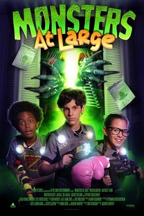 Monsters at Large - Poster / Capa / Cartaz - Oficial 1