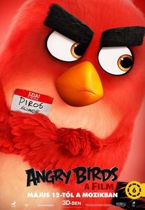 Angry Birds: O Filme - Poster / Capa / Cartaz - Oficial 9