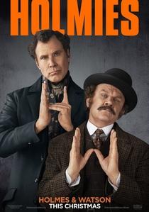 Holmes & Watson - Poster / Capa / Cartaz - Oficial 1