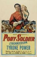 O Soldado da Rainha (Pony Soldier)