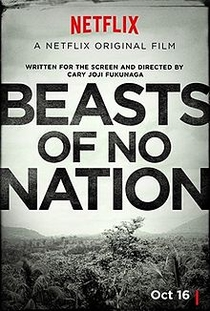 Beasts of No Nation - Poster / Capa / Cartaz - Oficial 3