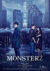 Monsterz - Poster / Capa / Cartaz - Oficial 1
