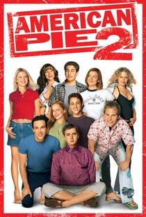 American Pie 2: A Segunda Vez é Ainda Melhor - Poster / Capa / Cartaz - Oficial 7