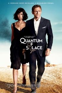 007 - Quantum of Solace - Poster / Capa / Cartaz - Oficial 4
