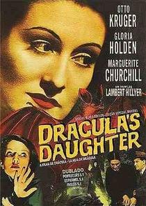 A Filha de Drácula - Poster / Capa / Cartaz - Oficial 2