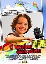 O Menino Quadradinho - Poster / Capa / Cartaz - Oficial 1