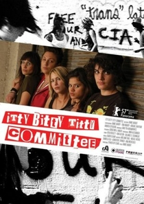 Itty Bitty Titty Committee - Poster / Capa / Cartaz - Oficial 4