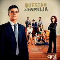 Questão de Família (1ª Temporada) - Poster / Capa / Cartaz - Oficial 3