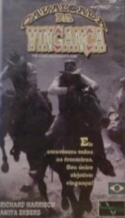 Cavalgada da Vingança - Poster / Capa / Cartaz - Oficial 3