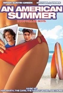 Um Verão Americano - Poster / Capa / Cartaz - Oficial 1