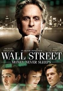 Wall Street: O Dinheiro Nunca Dorme - Poster / Capa / Cartaz - Oficial 7