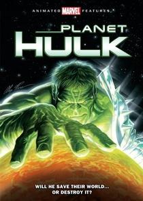 Planeta Hulk - Poster / Capa / Cartaz - Oficial 2