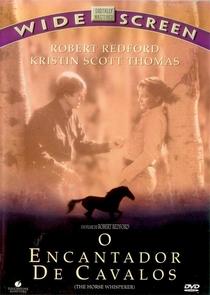 O Encantador de Cavalos - Poster / Capa / Cartaz - Oficial 2