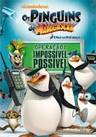 Os Pinguins de Madagascar: Operação: Impossível Possível - Poster / Capa / Cartaz - Oficial 1