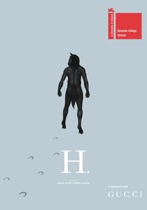 H. - Poster / Capa / Cartaz - Oficial 2