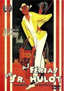 As Férias do Sr. Hulot - Poster / Capa / Cartaz - Oficial 6
